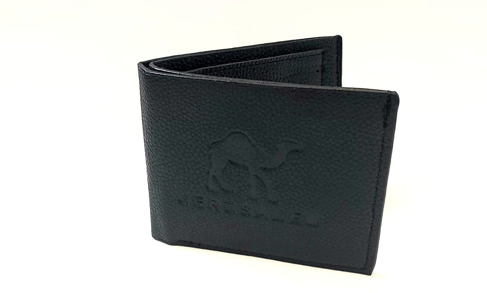 Men wallet made out of leather