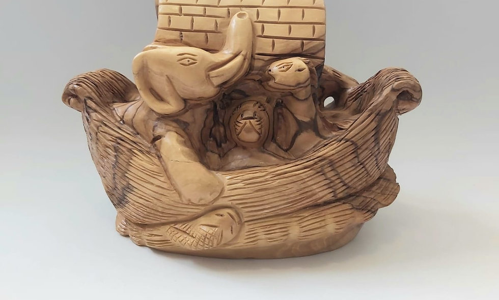 Olive Wood:  Noha's Ark