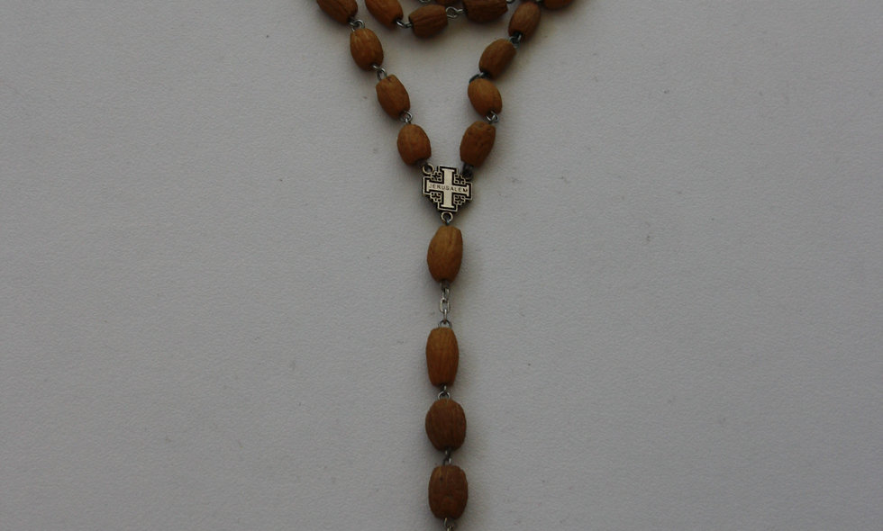 Olivewood Seads Rosary