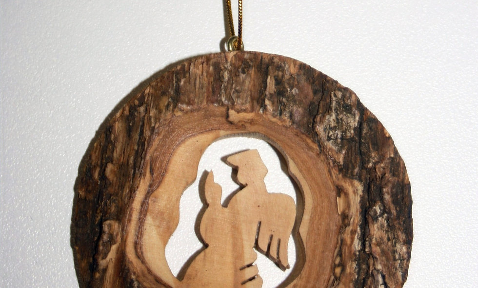 Olivewood Ornaments: Christmas ornaments