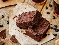 RECETA: Brownies sin Hornear