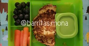 Tips para armar un lunch infantil saludable