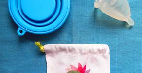 Como la copa menstrual salvó mi vida y mejoró la relación con mi periodo