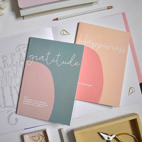 Gratitude & Happiness Journal