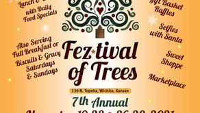 7th Annual Feztival of Trees