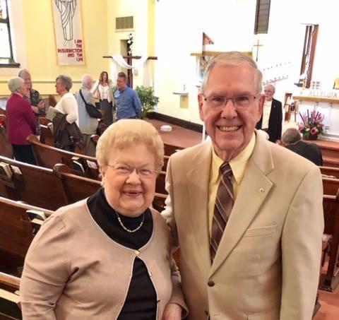 Jim and Sandra Resh