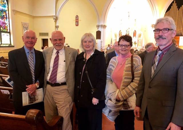 St. John's Lutheran final service