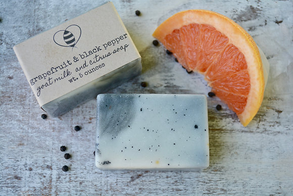 Grapefruit & Black Pepper