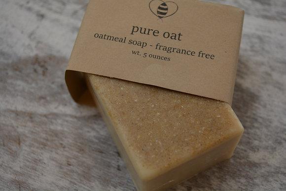 Pure Oat - Fragrance Free