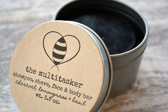 MultiTasker Shave & Shampoo Bar