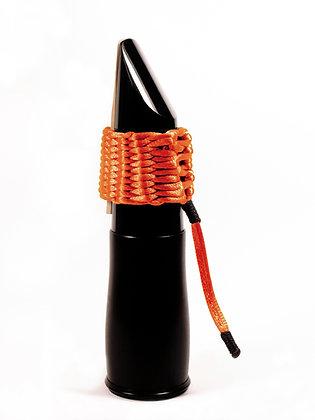 Art.AC06- Bambú's String Ligature for Bb Clarinet (orange)