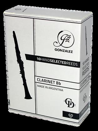 Art.GR01- González Reeds GD Bb Clarinet