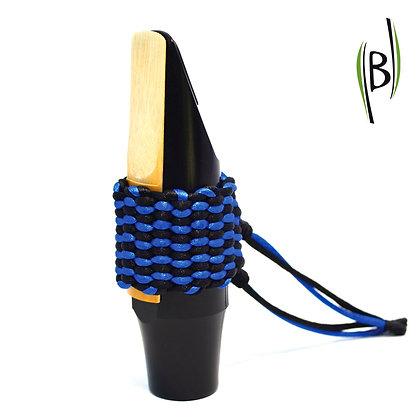 Bicolour String Ligature Bambú (SAPPHIRE BLUE-BLACK)
