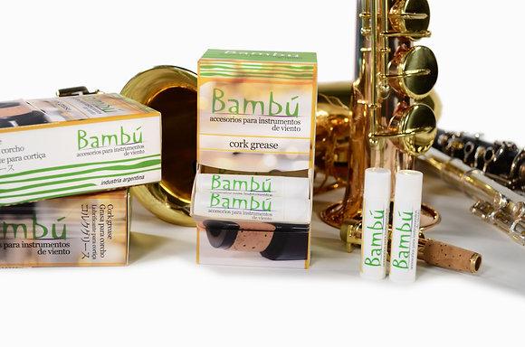 Art.GC02- Bambú Cork Grease (box of 20 units)