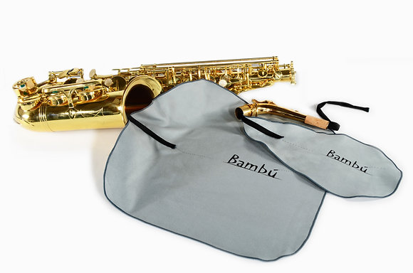 Art.KL01-  Bambú Cleaning Kit for Alto Saxophone/Bass Clarinet