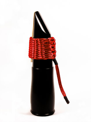 Art.AC03- Bambú's String Ligature for Bb Clarinet (red)