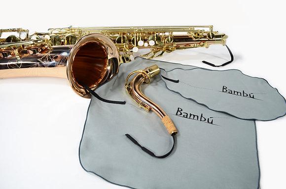 Art.KL02- Bambú Cleaning Kit for Tenor Saxophone