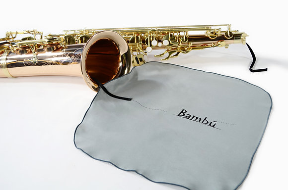 Art.PL07- Bambú Body Swab for Tenor Saxophone