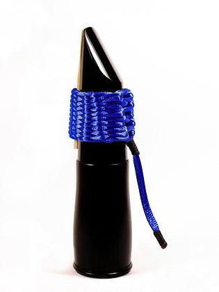 Art.AC05- Bambú's String Ligature for Bb Clarinet (sapphire blue)