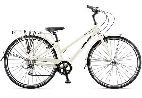 Jamis Commuter 2 Step-Over