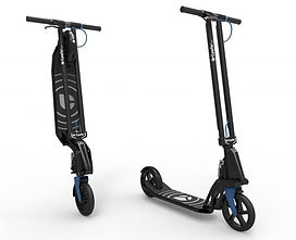 Kleefer Pure-180 | Fold n' Roll Scooter | Zen Bikes