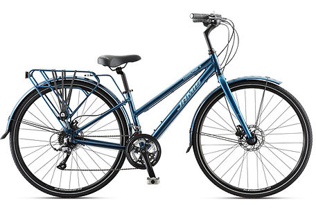 Jamis Commuter 3 Step-Over