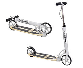 Xootr Cruz | Adult Kick Scooter | Zen Bikes