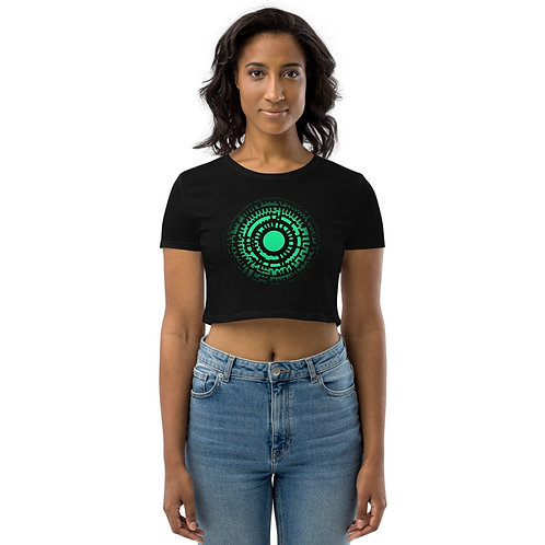 The Pandorica Opens (Doctor Who Inspired) Crop Top