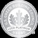 LEED Platinum Certification Icon
