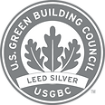 LEED Silver Certification Icon
