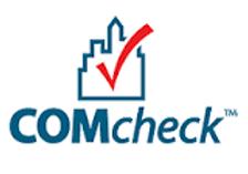 COMcheck logo