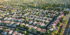 community of houses