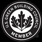 U.S. Green Building Council Member Logo