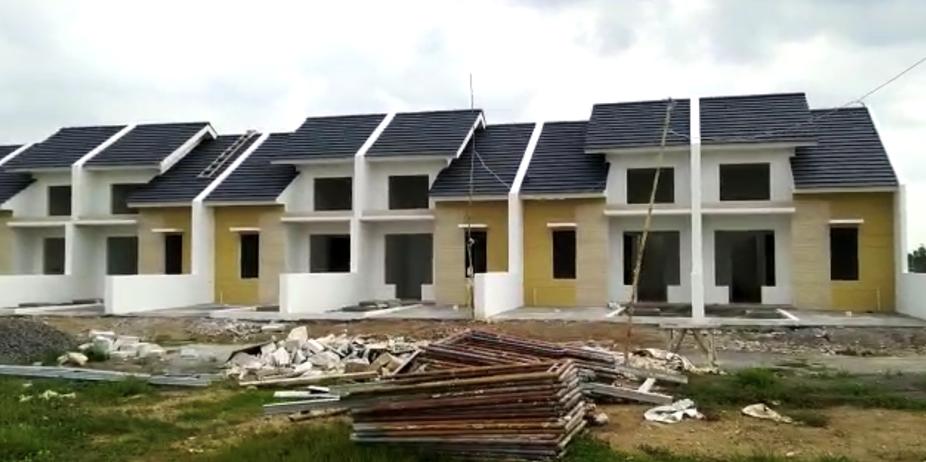 Progress Rumah Stock