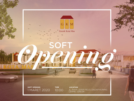 Soft Opening