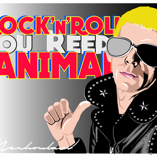 Lou Reed - RocknRoll Animal.png