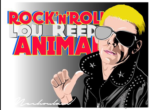 Lou Reed - RocknRoll Animal