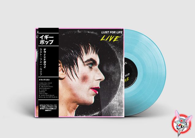 Iggy Pop - Lust for Life LIVE