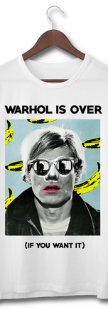 Warhol is Over