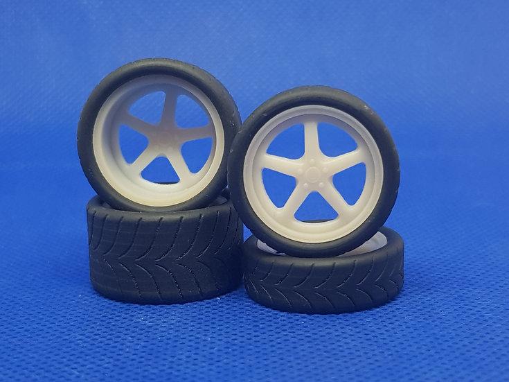 """20"""" Walkinshaw Rims And Tyres"""