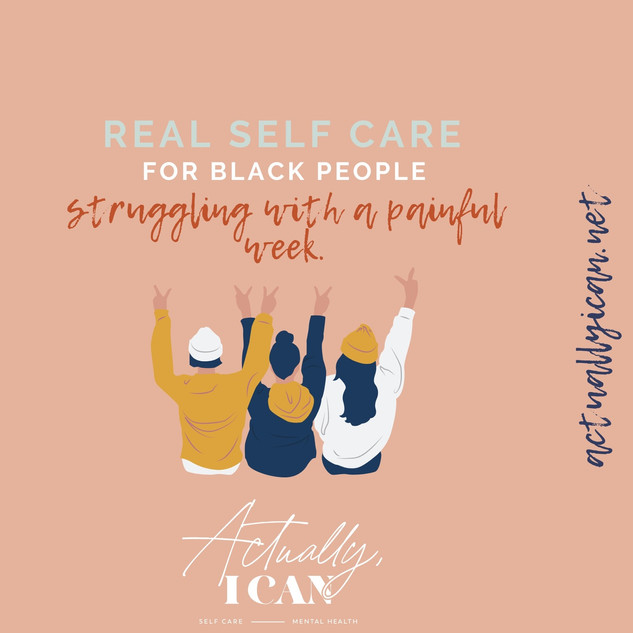 Rest & self care are so important during these times.