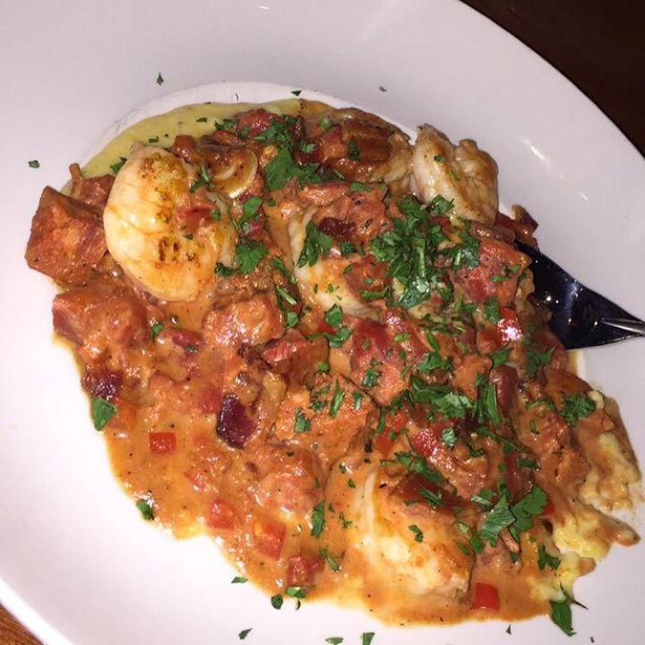 Southern Style Shrimp & Grits
