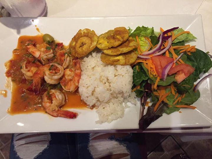 Shrimp in Creole Sauce