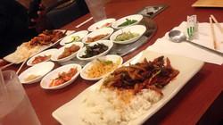 Korean BarBQ