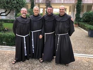 Fr. Massimo Fusarelli è il nuovo Presidente dei Ministri provinciali d'Italia e Albania