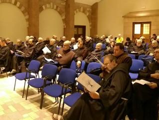"Apertura del Capitolo provinciale ""In Iesu Nomine Omnia Antiqua Nova Facta Sunt"""