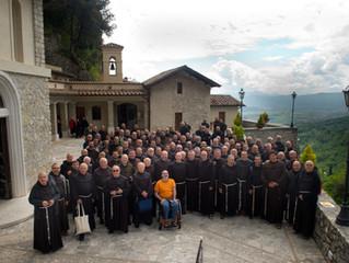 Proclamazione della Provincia San Bonaventura dei Frati Minori