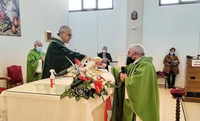 Padre Giovanni Rossi è il nuovo Parroco di San Sisto (Aq)
