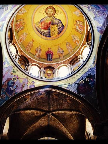 Gerusalemme Basilica del Santo Sepolcro