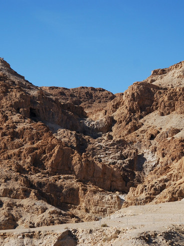 Mar Morto Wadi Qumran